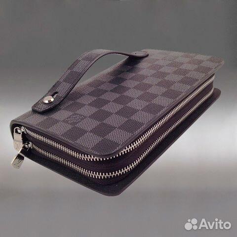 c0f04d17b8b3 Мужской клатч барсетка Louis Vuitton арт.422 купить в Москве на ...