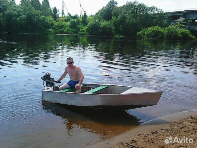 купить лодку с мотором в вологодской области
