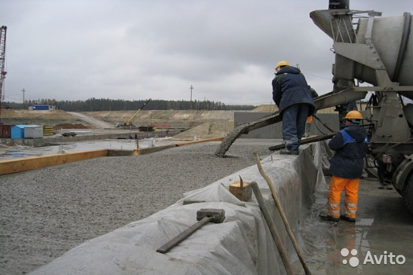 Где купить в брянске бетон цементный раствор или молочко
