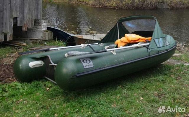 лодка фрегат в красноярске