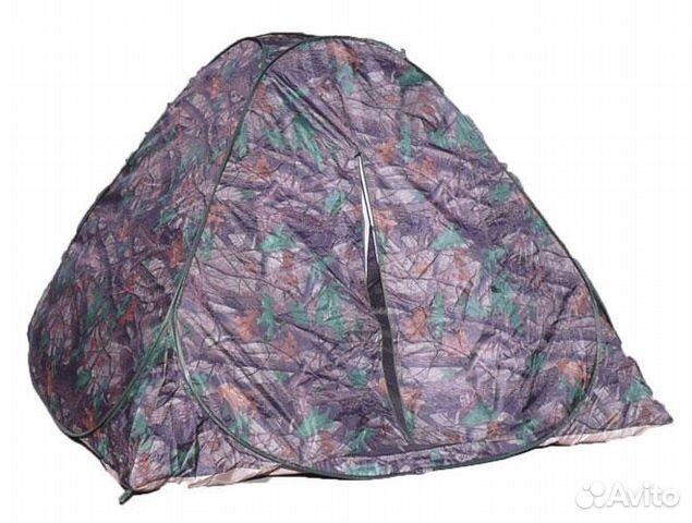 палатка для рыбалки восьмерка-палатка автомат