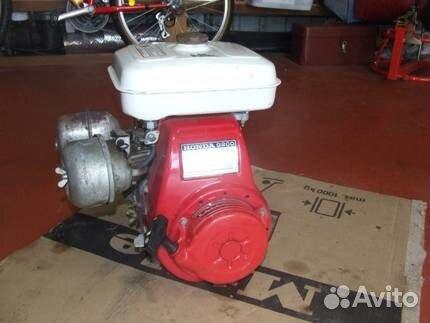 электростанция с двигателем honda g200 6.5