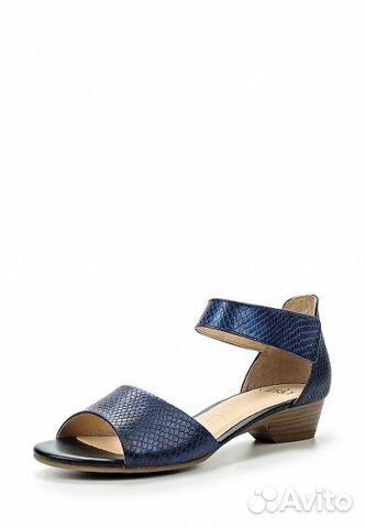 f00782290 Женская обувь Caprice 38.5, босоножки купить в Москве на Avito ...