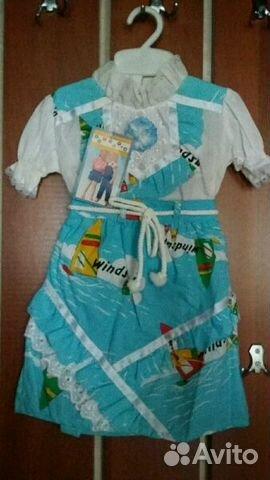 Платье для девочки 89136288170 купить 1