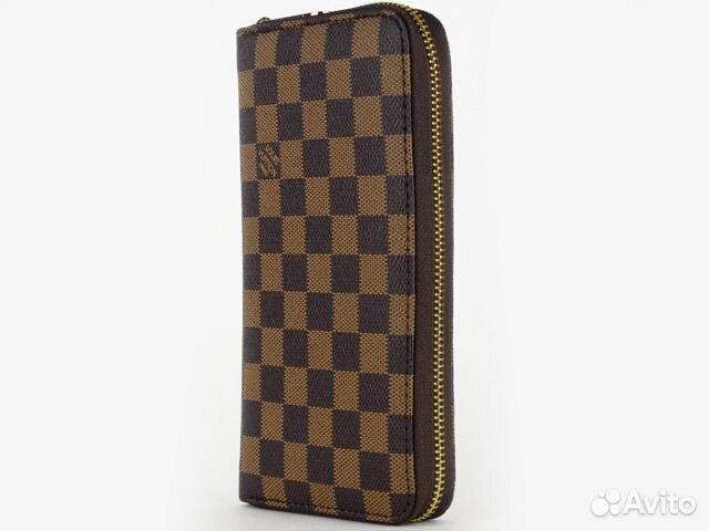 a3a57b6bfd6a Кошелек Louis Vuitton купить в Санкт-Петербурге на Avito ...