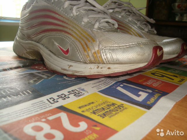 668526b4c71 Туфли кроссовки Nike длина стопы 23 см (стелька24) купить в ...