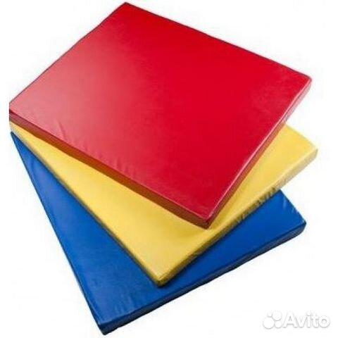 Мат гимнастический 2000х1000х80мм (чехол - тент) купить 1