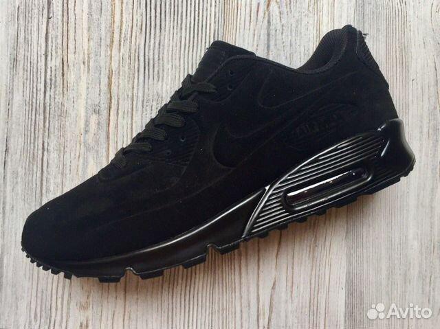 ebd0f218a248 Чёрные кроссовки Найк Аир Макс90 Nike Air Max90 41   Festima.Ru ...