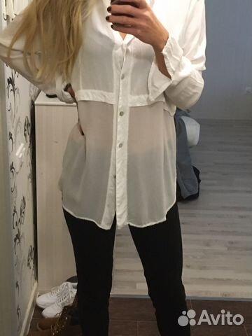 Блузка новая размер 44-46 89174615194 купить 1