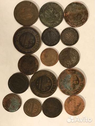 Бронзовая монета с изображением георгия победоносца