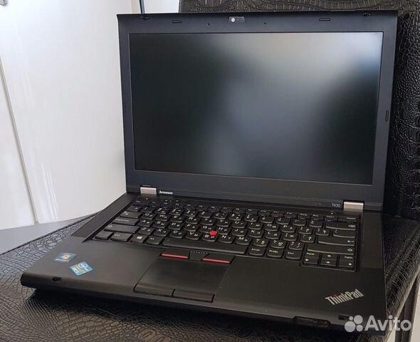 Lenovo Thinkpad T430 i5 14 1 /1600x900 +докстанция