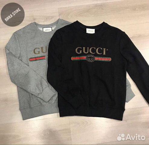 Свитшот Gucci   Festima.Ru - Мониторинг объявлений 575f9aac3de