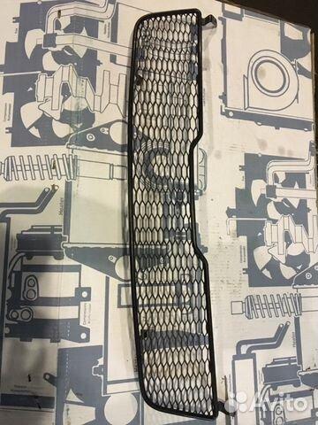 Решетка радиатора Киа Рио— фотография №1