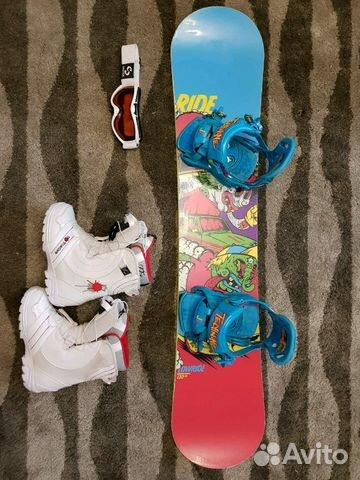 9141a1bb52cc Сноуборд-крепления-ботинки   Festima.Ru - Мониторинг объявлений