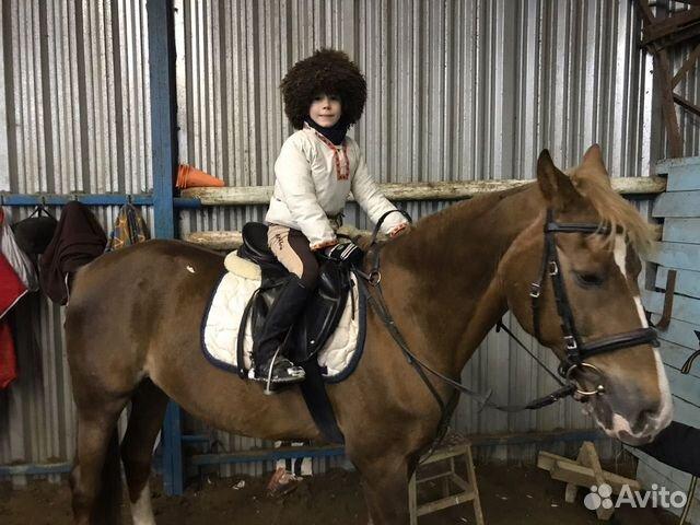 Верховая езда детям с тбс