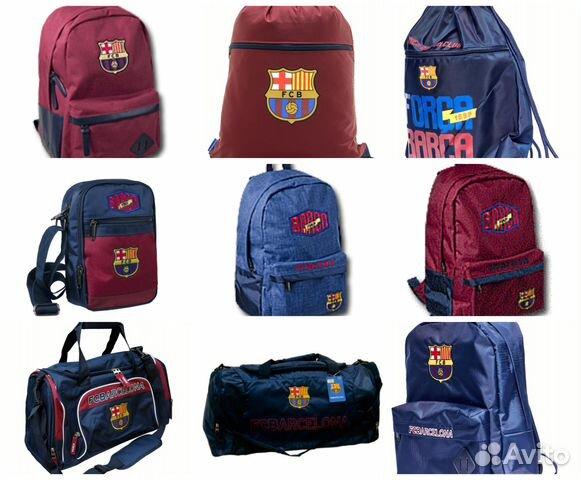 ac12bc9102b3 Официальные сумки и рюкзаки фк Барселона - Личные вещи, Одежда, обувь,  аксессуары - Санкт-Петербург - Объявления на сайте Авито