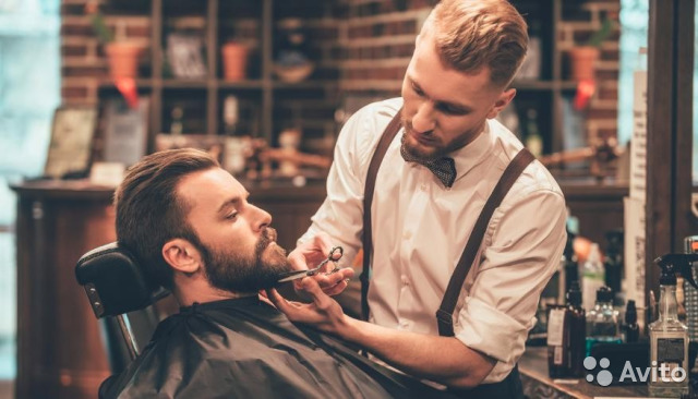 Парикмахерские для мужчин