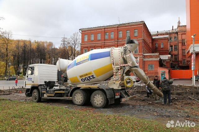 Заказать бетон в миассе заводской бетон купить