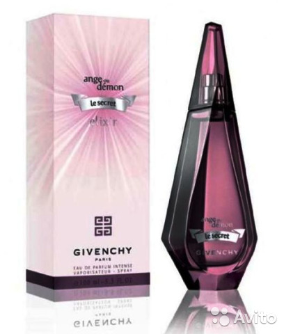 Givenchy Ange Ou Demon Le Secret Elixir Festimaru мониторинг