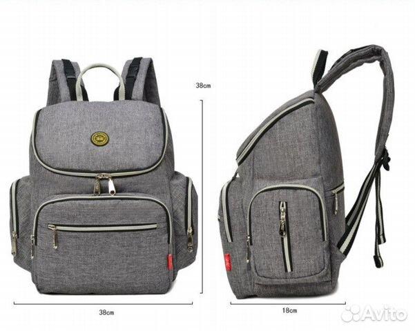64cbc2165a3c Сумка рюкзак мужская. Новая | Festima.Ru - Мониторинг объявлений