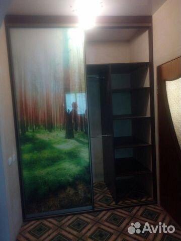 встроенный шкаф купе в прихожую с фотопечатью купить в астраханской