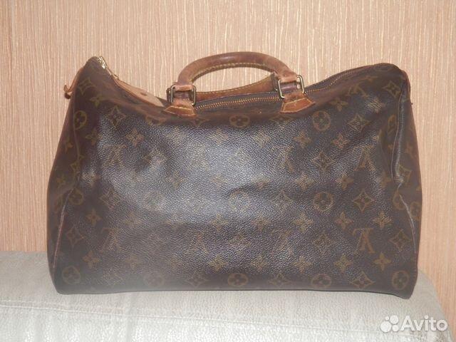 13aa3d065597 Сумка Louis Vuitton Speedy 35 оригинал | Festima.Ru - Мониторинг ...