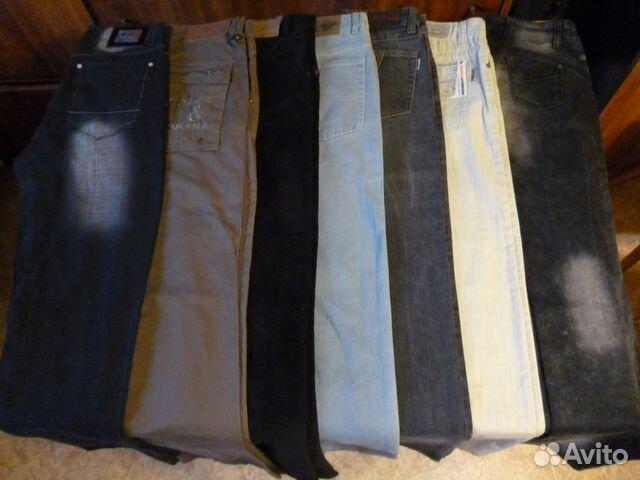 f6845ca3ade Джинсы и брюки мужские новые