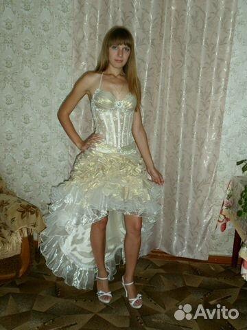 310b707242d Выпускное платье-трансформер купить в Краснодарском крае на Avito ...