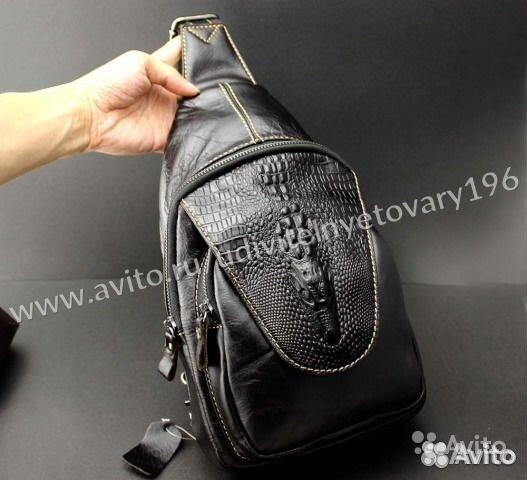 4f67203dccad Мужская сумка-рюкзак Аллигатор | Festima.Ru - Мониторинг объявлений