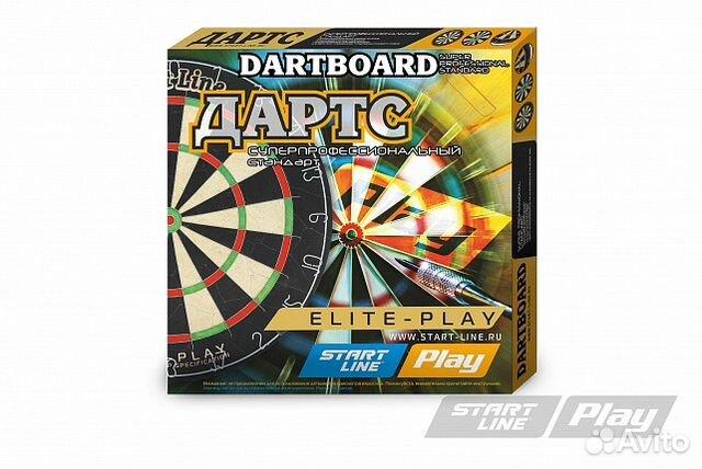 Дартс SLP Elit-Play комплект для игры