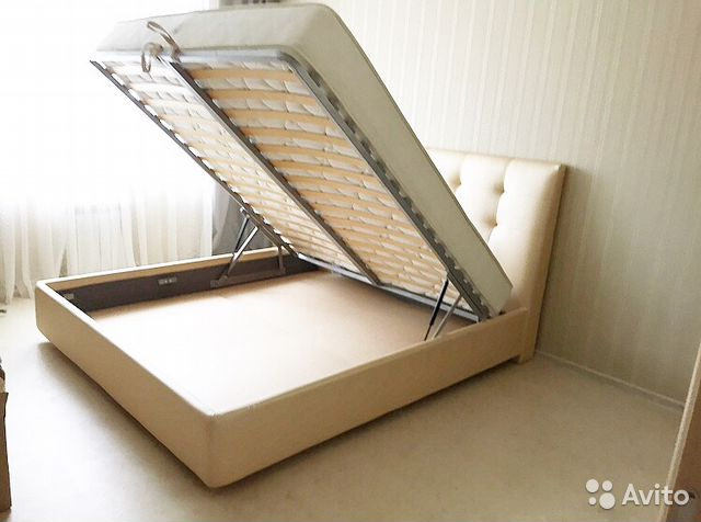 Matras King Size : Кровать king size с подъём мех матрас все askona купить в