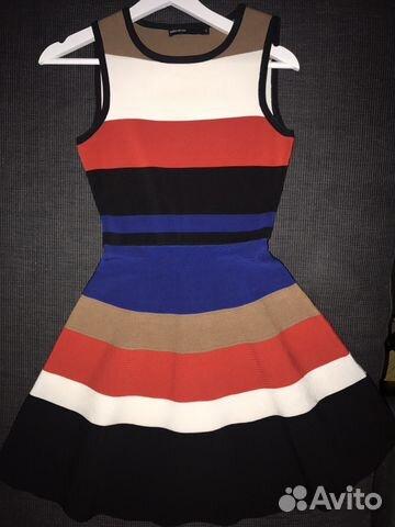 5119b459381 Платье трикотажное Karen Millen