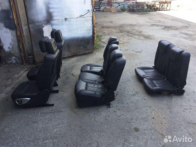 89026196331 Комплект сидений Mercedes-Benz Gl-Class X164 OM273