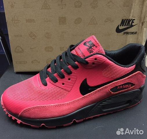 83c92652 Nike air max 90 hyperfuse красные все размеры купить в Москве на ...