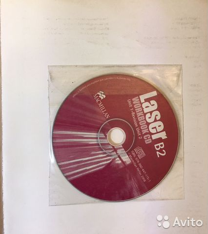 Laser b2 third edition student's book and cd rom pack, цена 372.