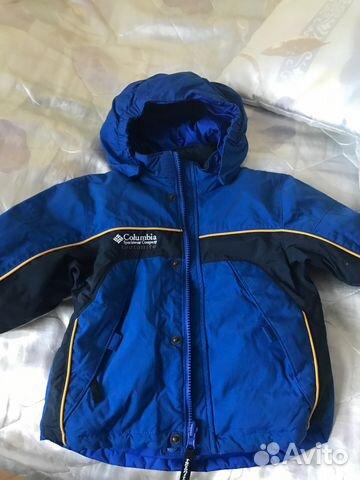 Куртка для мальчика Columbia  8c9434ab8e23d