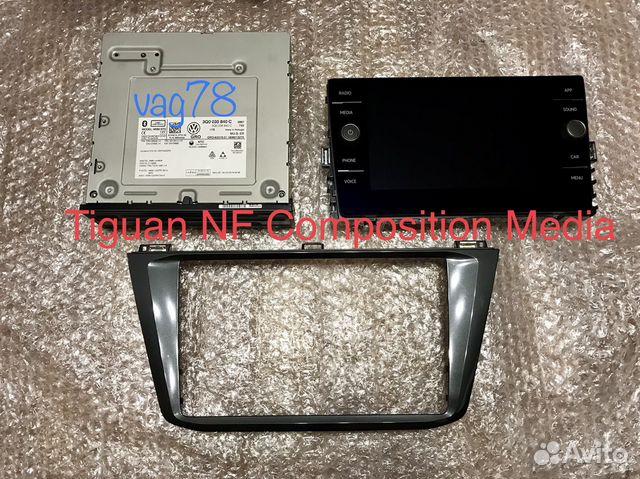 Оригинальная магнитола VW Composition Media MIB2 5
