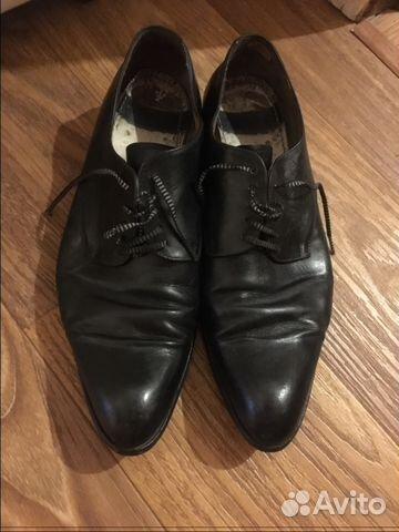 aea01153 Продам мужские кожаные туфли   Festima.Ru - Мониторинг объявлений