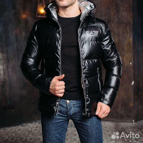 8b23324d Мужская зимняя Куртка Emporio Armani, все размеры | Festima.Ru ...