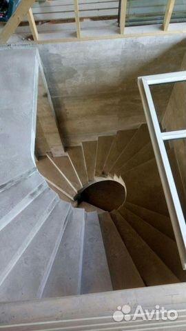Монолитная лестница 89872957795 купить 1