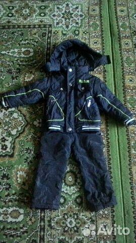 Продам куртку и штаны детские купить 1