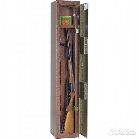 Сейф для охотничьих ружей на 2 ствола 89186710000 купить 1