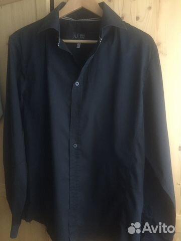 8d58f1c3290 Мужская рубашка Armani Jeans