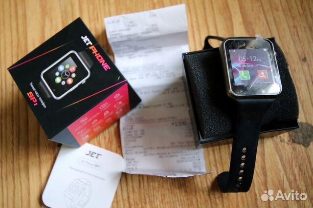 JET Phone SP1 Умные часы- телефон  3bf6b52669463