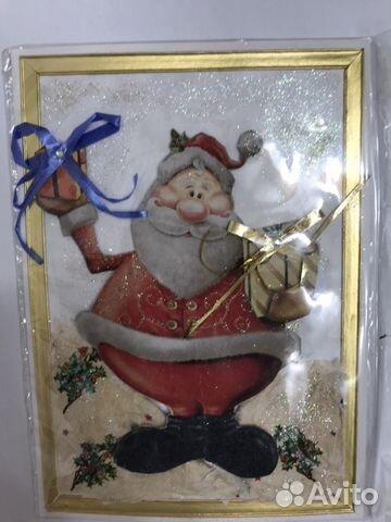 Открытка новогодняя. Handmade 89114516362 купить 4