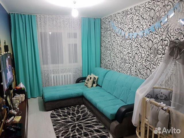 Продается однокомнатная квартира за 3 700 000 рублей. г Салехард, ул Зои Космодемьянской, д 69.