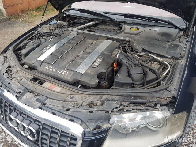 Разбор Audi A8 d3 2007 89811780808 купить 3