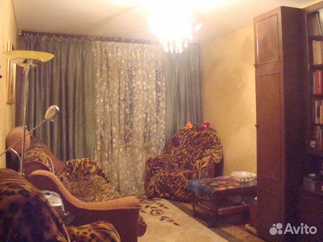 Продается двухкомнатная квартира за 2 500 000 рублей. Петрозаводск, Республика Карелия, улица Лизы Чайкиной, 4, подъезд 3.