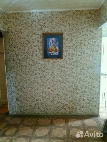 Продается однокомнатная квартира за 1 050 000 рублей. улица 40 лет Октября, 31.