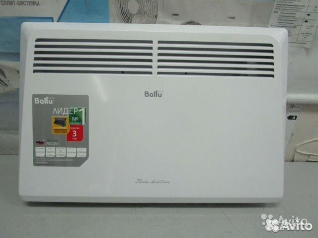 конвектор электрический ballu solo bec sm 1500